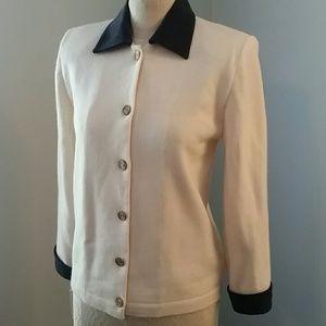 45e067a9a83 Sale! Vintage Lilli Ann-Adolf Schuman Wool Sweater
